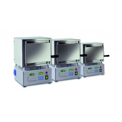 Fours de chauffe HP25, HP50 et HP100