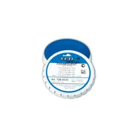 Cire universelle bleue Yeti Consequent 70g