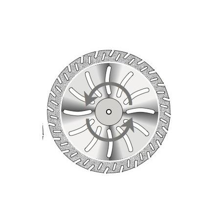 Disque diamanté – Flex 30 mm