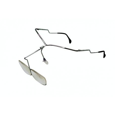 Lunettes REMBERTI, argent