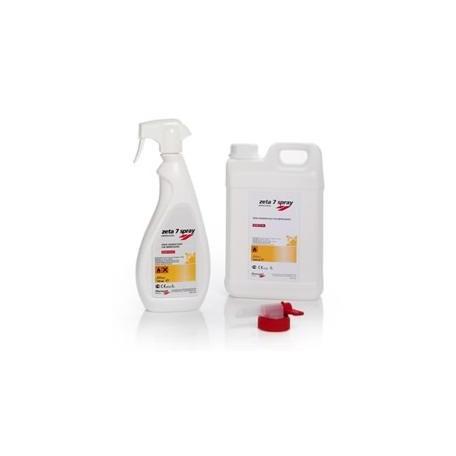 Désinfectant pour empreintes Zeta 7 Spray