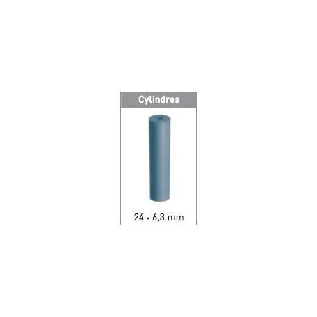 CRAYONS CAOUT. BLEUS (x100) DEDECO 4593