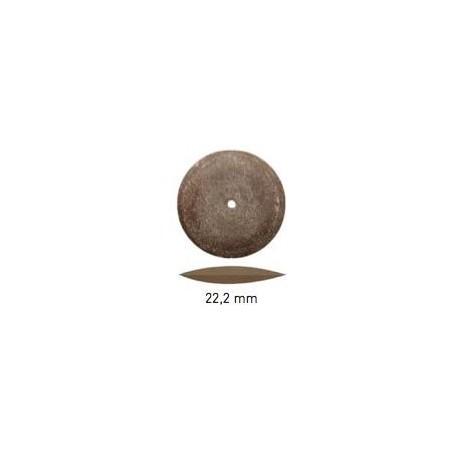 LENTILLES CAOUT. MARRONS (x100) DEDECO 4983