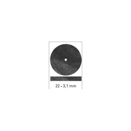 MEULETTES CAOUT. NOIRES (x100) DEDECO 5000