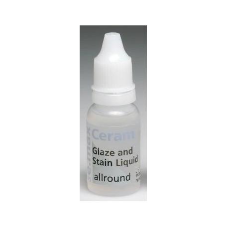 Emax Ceram Gl-Stain Liq.15 ml allr.