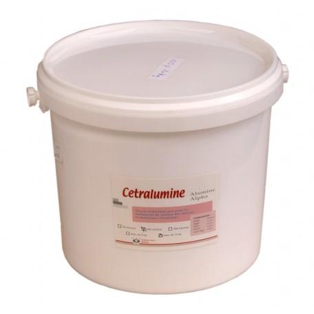 CETRALUMINE 250 µ, seau de 10kg
