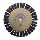 Brosses 60/1 rg droites centre bois Autocentrax soie noire extra rude