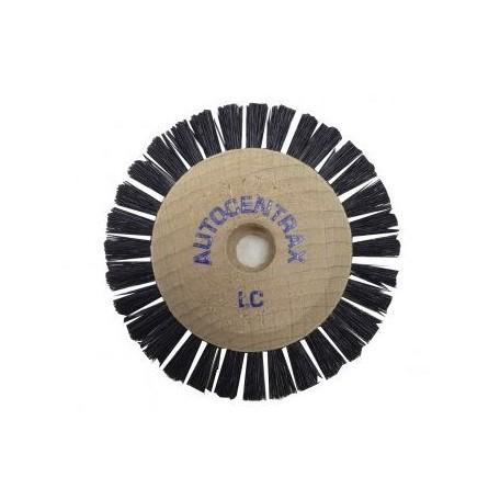 Brosses 50/1 rg conv. centre bois Autocentrax soie noire extra rude