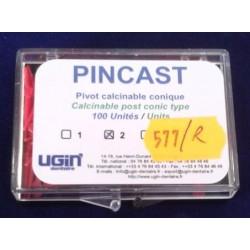 Pivots calcinables PINCAST