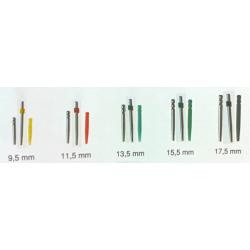 Clavettes cylindro-coniques acier - A10