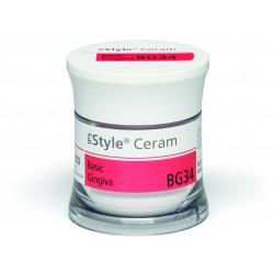 IPS Style Ceram Basic Gingiva 20g BG34