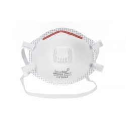 Masques Sirocco FFP3 V avec valve 10pcs