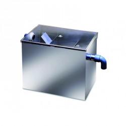 BAC de DÉCANTATION ACIER INOX. 18 Litres MESTRA R-080086