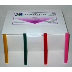 Cire d'Articulation PALLAX jaune, la boite de 2,5 kg