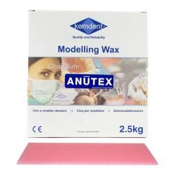 Cire ANUTEX, boite de 2,5 kg