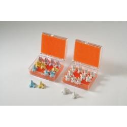 Supports Ceramiques couleurs assortis (*12) OFFRE