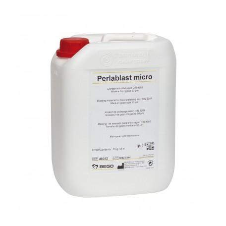 Perlablast micro - 50 mm - Abrasif de polissage