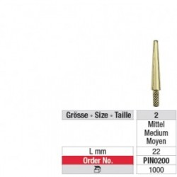 Dowel Pins N°2 Moyen (x1000)