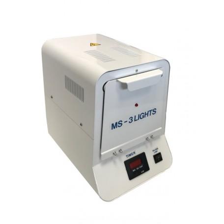 Enceinte de Polymérisation MS-3 Lights