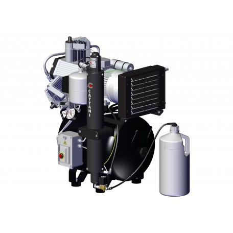Compresseur tricylindre 8 bar Cattani