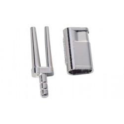 BI-V-PIN avec gaine métallique 1000 pces *OFFRE*