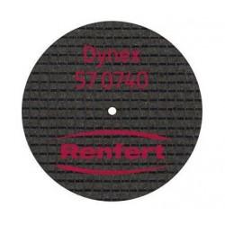 Dynex Disques de séparation 40 x 0.7 mm 20 pces *OFFRE*
