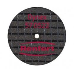 Dynex Disques de séparation 22 x 0,5 mm 20 pces