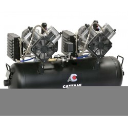 Compresseur double bicylindre Cattani