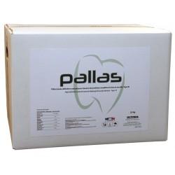 PALLAS plâtre blanc compl.et moufle CL.3 (x 25 Kg)