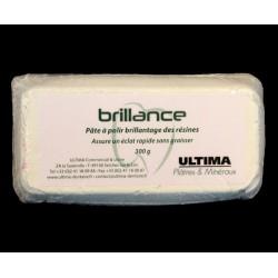 Pâte à polir la résine verte ULTIMA, le pain 300g