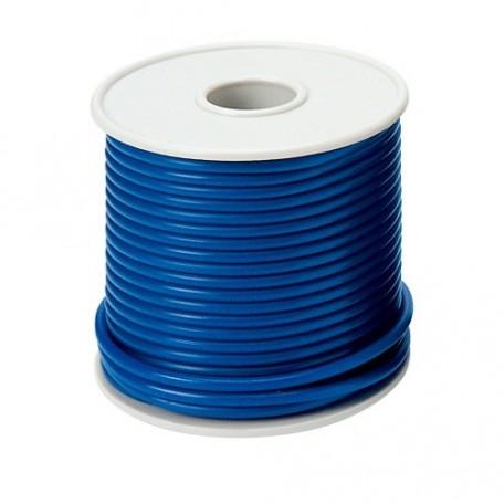 GEO fil de cire mi-dur bleu
