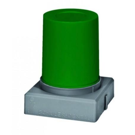 S-U-Cire à sculpter Schuler verte