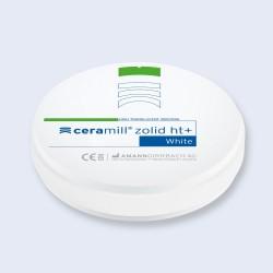 Disques Amann Girrbach Ceramill Zolid HT+ White