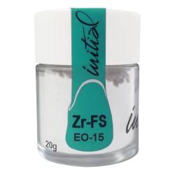 Initial Zr-FS Enamel Occlusal