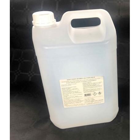 Solution Hydroalcoolique
