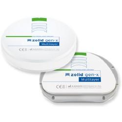 Zolid Gen-X 71x14 mm
