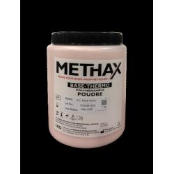 Résine à cuire Méthax