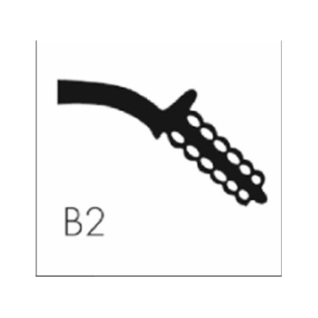 PREFORMES PLASTIF. B2, La plaquette