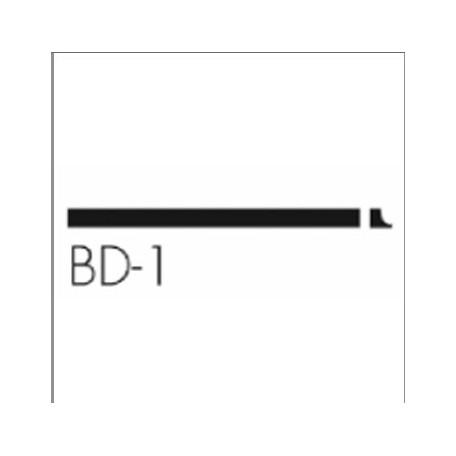 PREFORMES PLASTIF. BD1, La plaquette