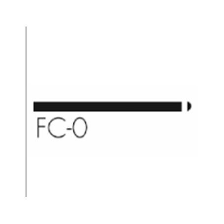 PREFORMES PLASTIF. FC0, La plaquette