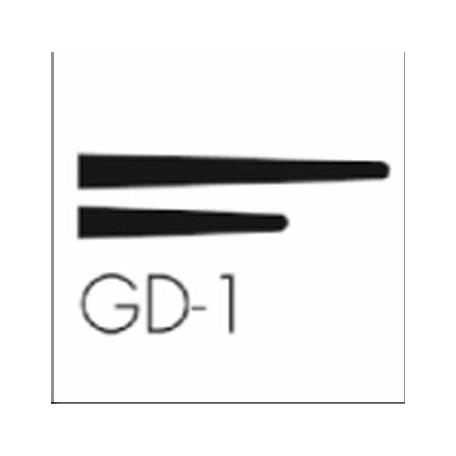 PREFORMES PLASTIF. GD1, La plaquette