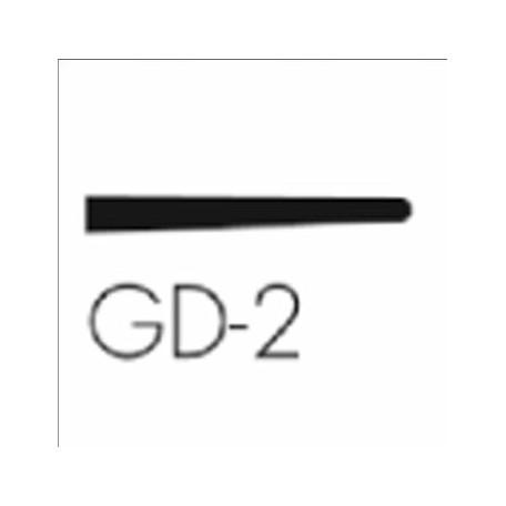 PREFORMES PLASTIF. GD2, La plaquette