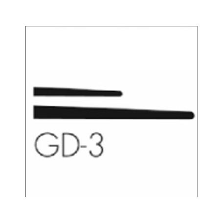 PREFORMES PLASTIF. GD3, La plaquette