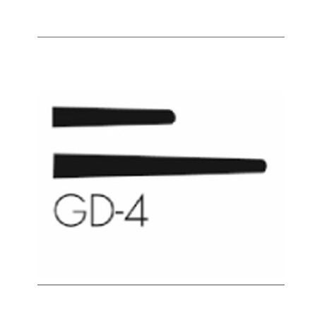 PREFORMES PLASTIF. GD4, La plaquette