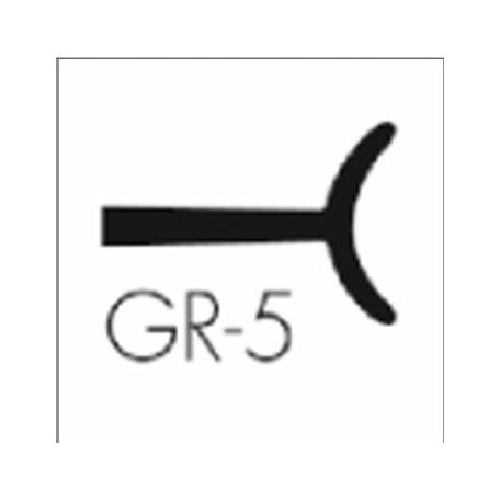 PREFORMES PLASTIF. GR5, La plaquette