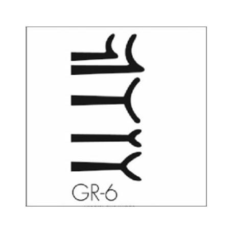 PREFORMES PLASTIF. GR6, La plaquette