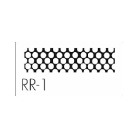 PREFORMES PLASTIF. RR1, La plaquette