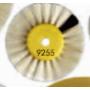 Brosses 55/1 rg de tampon abrasif blanc SCOTCH BRITE, La brosse REF 9255