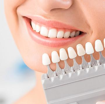 Gamme de dents